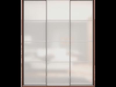 Шкафы-купе со стеклом